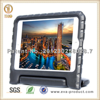 Thick foam shock proof EVA handle stand tablet case for ipad mini 4