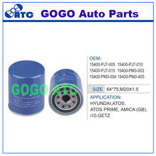 Oil Filter for Ho nda OEM 15400-PJ7-005 15400-PJ7-010 15400-PJ7-015 15400-PM3-003 15400-PM3-004 15400-PM3-405