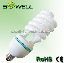 energy saving light T2 half spiral 125W