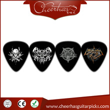 Unique personalized band logo guitar picks