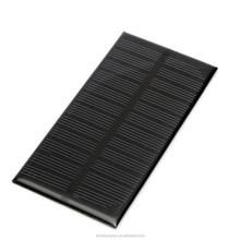 Custom made small Size 6V 1W 6V 2W 12V 3W mini epoxy solar panels/ solar cells for led light