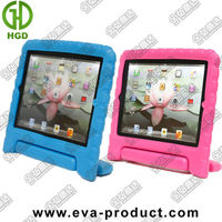 rotatable handle stand kid childproof protective case for ipad air