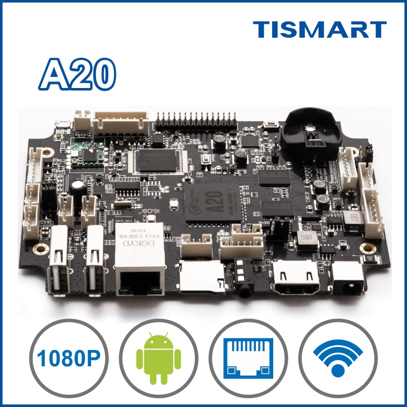 TISMART high rate android box latest advertising products for electronic product advertising