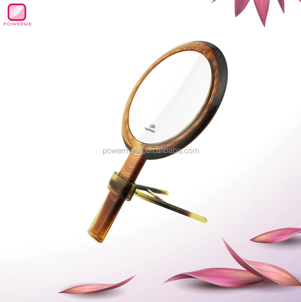 makeup mirror with stand 15X magnifying mirror