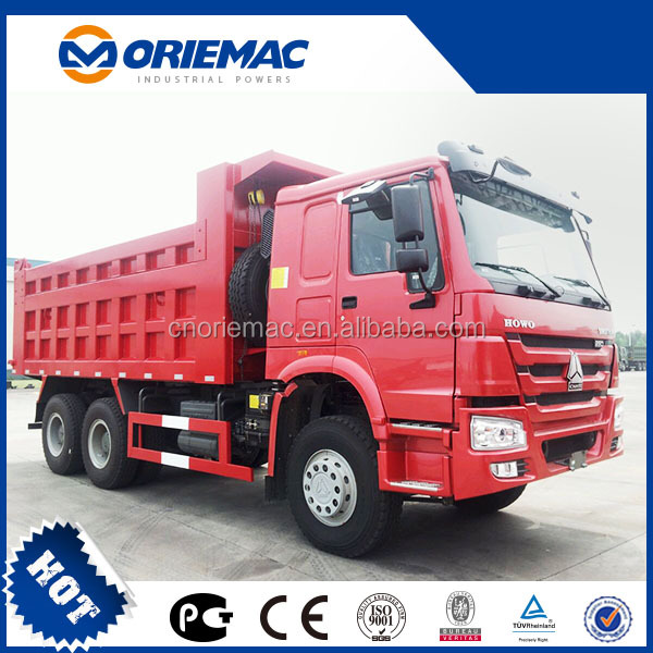 Most Hot sale HOWO 6x4 dump <strong>truck</strong> with low price from ORIEMAC