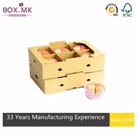 BEST SELLING LOW PRICE CUSTOMIZED COLOR PRINTING FRESH FRUIT/VEGETABLES PACKAGING BOX