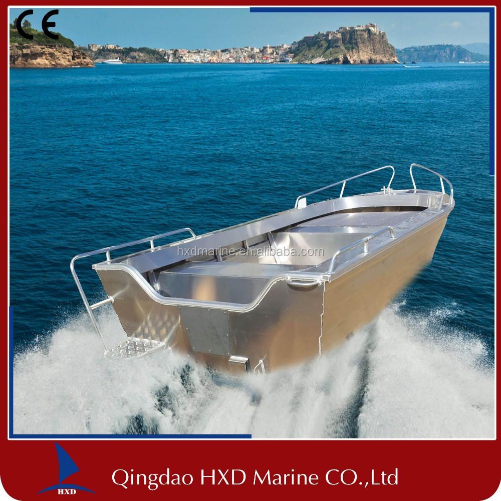 499Алюминиевые катера самостоятельной постройки