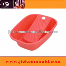 plastic injection mould for washtub