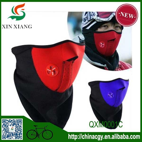 2015 Popular water resistant outdoor riding face mask