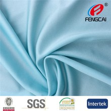 Nylon spandex four way stretch jersey fabric suppler yoga wear fabric high