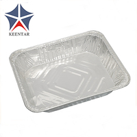 American half size aluminum foil containers 3100ml
