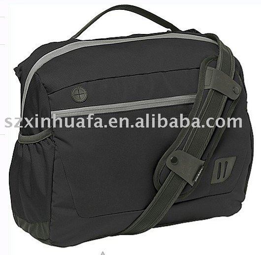 (XHF-LAPTOP-020) crossbody laptop brief bag