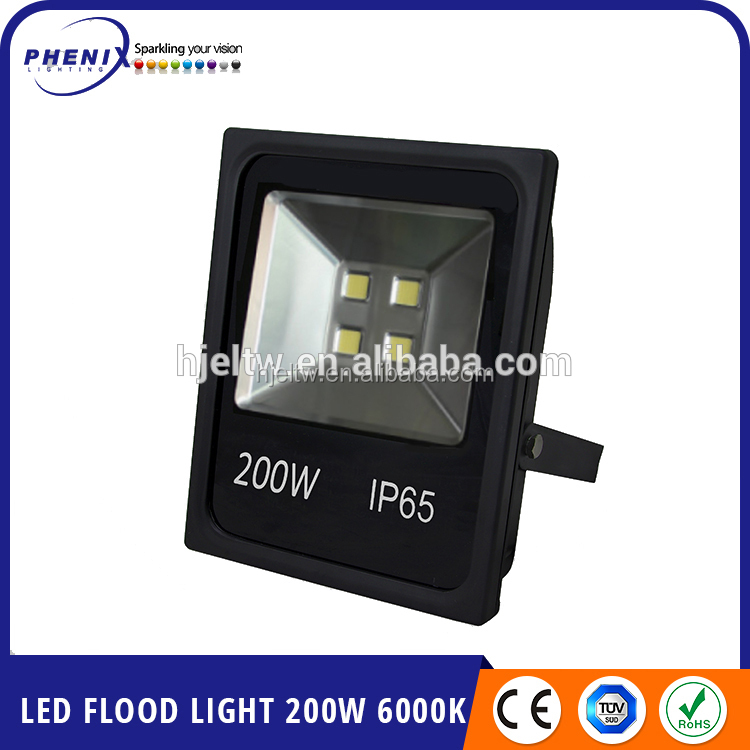 Assembly Plant lighting color changing led floodlight