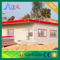 EPS Sandwich panel cheap portable container house price new england modular homes