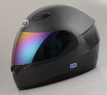 safety helmet, motorcycle carbon fiber helmet with DOT certification HD-07B