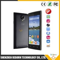 5 Inch THL T6S 1G RAM 8G ROM Mobile Phone MTK6582M Quad Core 1.3Ghz Dual sim card 3G Smart Phone