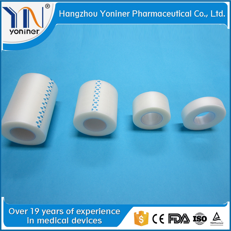 medical consumables disposable tube holder surgical dressing disposable disposable examination tape in roll