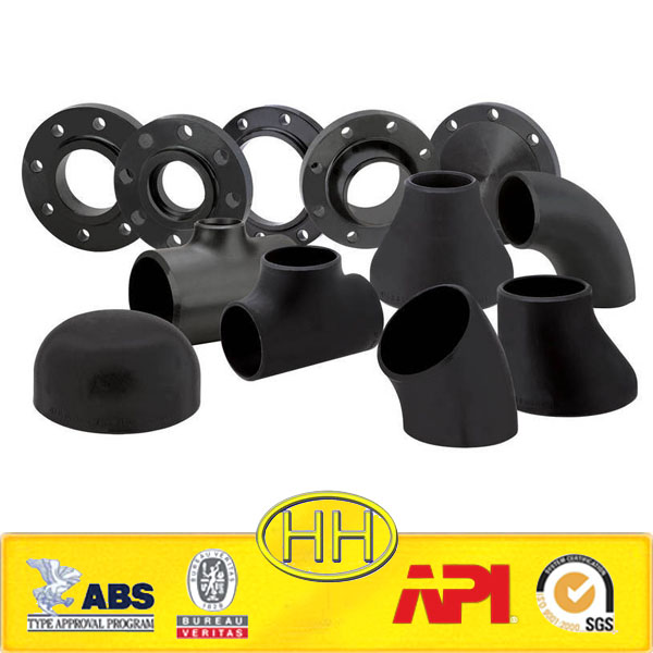 black steel abs pipe fitting