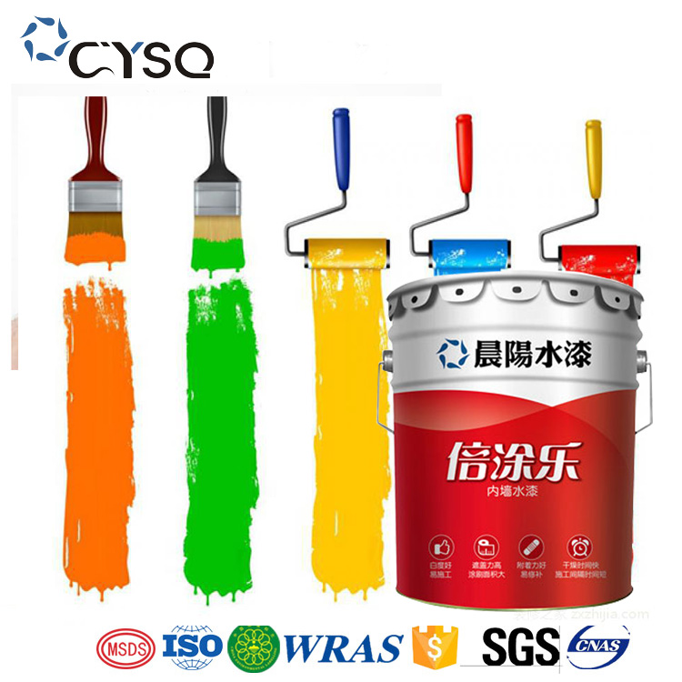non removable non toxic waterproof interior wall paint