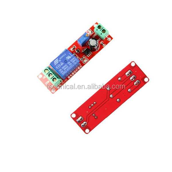 5V Time Relay Module Time Delay Relay 5V Relay Module