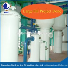 Solvent extraction flax seed oil making machine