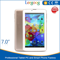 7inch 1gb ram tablet android Tablet pc 3g sim card slot