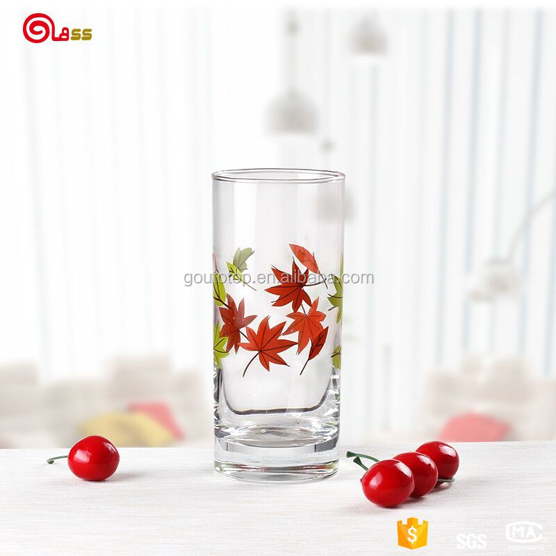 Hot Sale lowest price crystal clear industries korea glassware