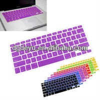 silicone keyboard keypad protector cover waterproof anti-dust customized