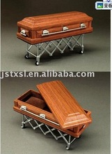 casket church trolley collapsible
