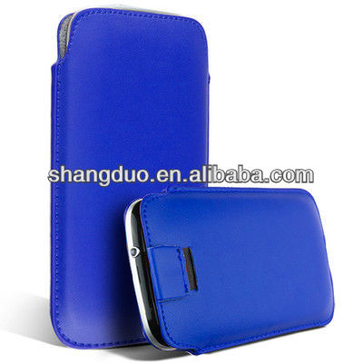PU wallet case cell phone case card holder