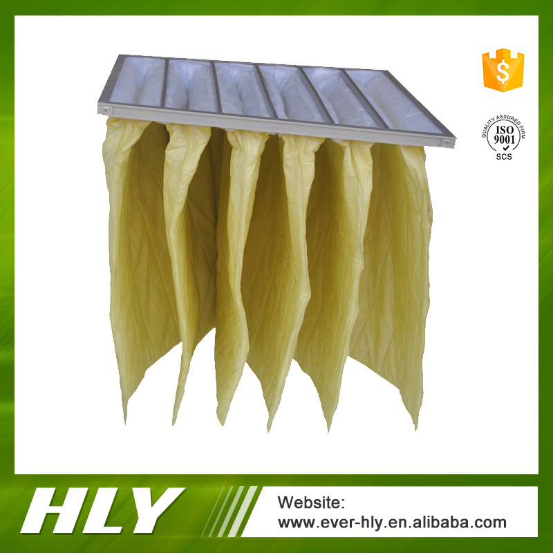 Professional synthetic fiber /non-woven media bag filter