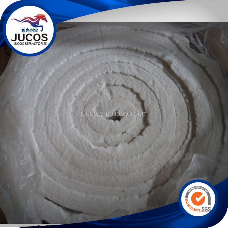 SGS Quality Aluminum Silicate Fiber for Kiln Insulation