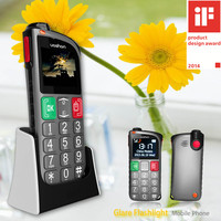 Contemporary branded low cost cellular phone