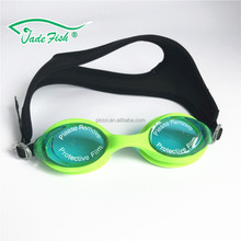 high quality safety swim goggles Customize Silicone changeable strap Swimming Goggles manufacturer for adult