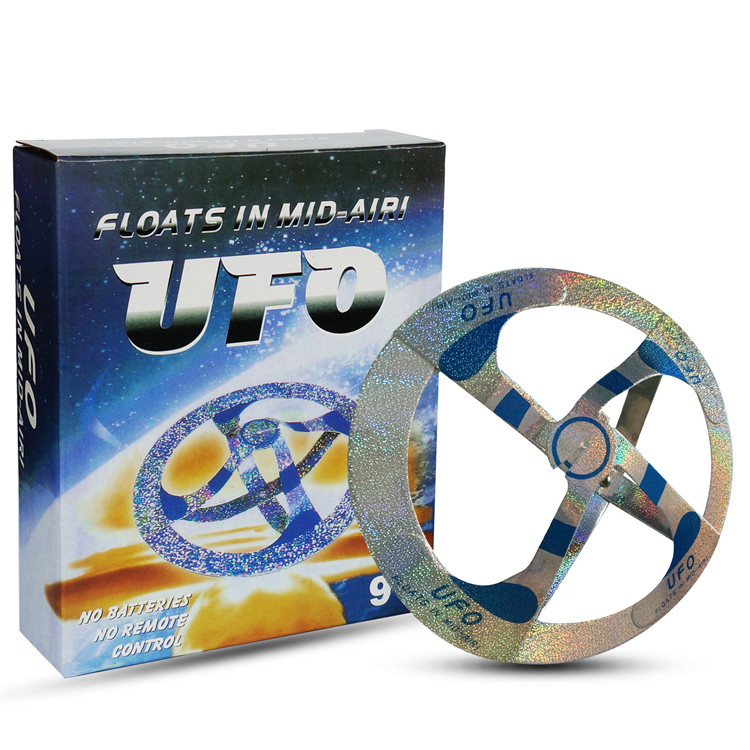 Creative Design Children Toys My Mystery Flying UFO Toys Floating Magic UFO Plaything