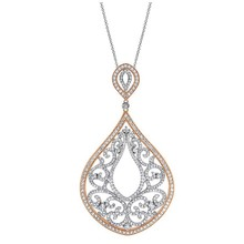 Dubai wholesale market necklace copper price pendant