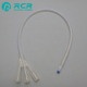 high quality Customized size 2 way silicone foley catheter for Medical products