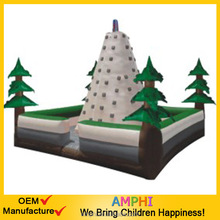 China supplier green mountains Inflatable the forest and mountains