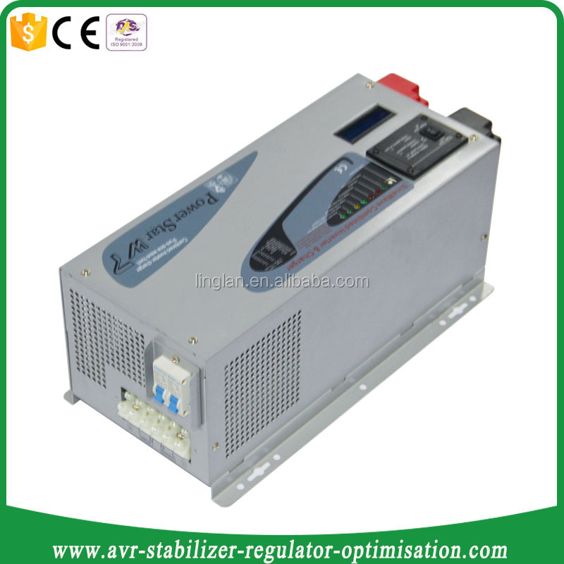 dc12v 24v 48v off-grid power star inverter 3000w 24v