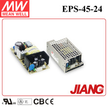 45W 24V Make Tattoo Power Supply Meanwell EPS-45-24 Open Frame Power Supplies 3 Years Warranty