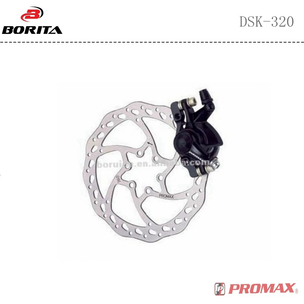 Aluminum Forged Promax DSK-320 Rotor Bicycle Disc Brake for MTB Road