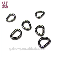 Bag buttons,fashion metal buckle for bag accessories,bag buckle D ring