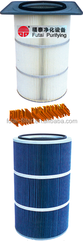 Tobacco air filter cartridge element/Dust collector cartridge filter