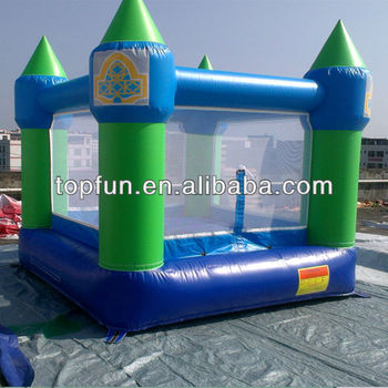 Cheap inflatable bouncy castle commercial
