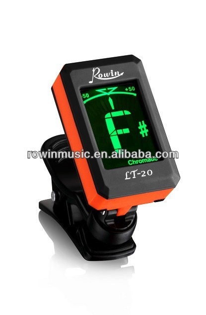 NEW LED Digital Guitar Tuner Electronic Acoustic Bass Tuner with Mic Musical Instruments Guitar Accessories