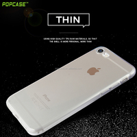 Free sample super thin clear tpu phone case for Iphone 7plus