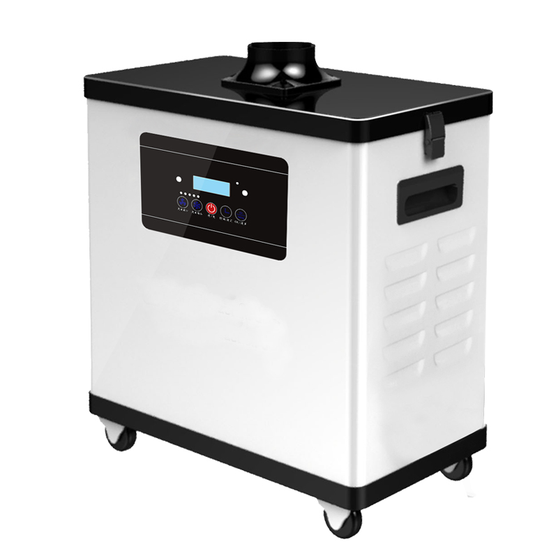 DX1001 fume extraction for moxibustion and eyelash extension