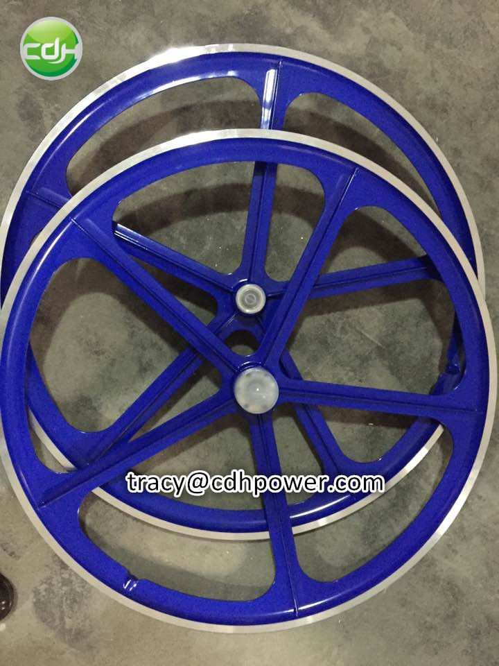 Bike Wheel for Motorized Bicycle, mountain bike wheel