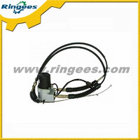 china manufacturer offer excavator electric parts throttle motor used for Caterpillar CAT329D excavator spare parts