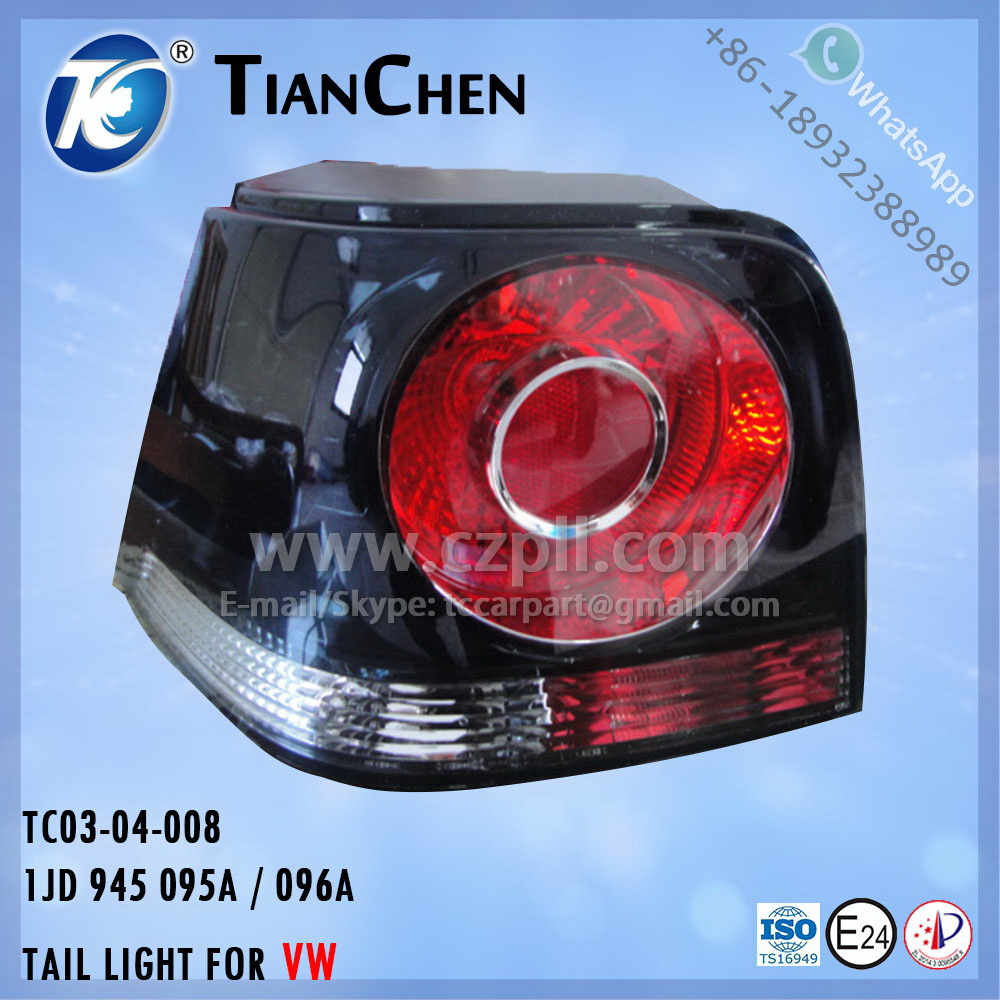 TAIL LIGHT for GOLF 4 / TAIL LAMP for VW GOLF 4 1998 - 2002 1JD 945 095 A / 096 A - 1JD945095A / 096A - 1JD945095 / 096